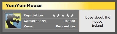 10,000 XBox Live Achievement Points