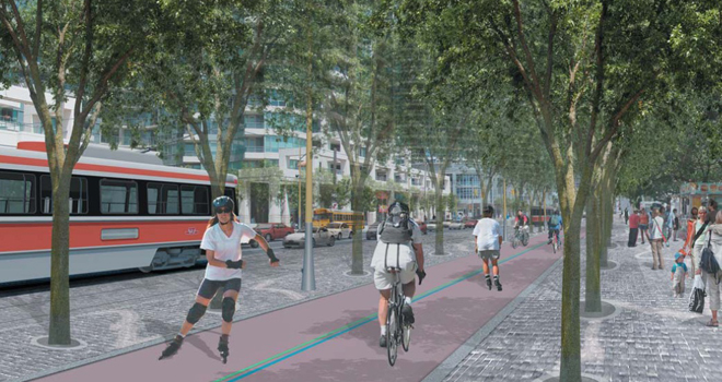 If only Queens Quay looked like this...!