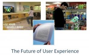 The Future of User Experience