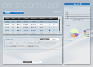 Prism's Stock Trader Referencec Implementation