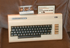 Commodore VIC-20 and Tape (deceased)