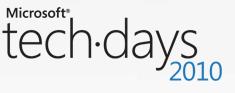 Tech Days 2010